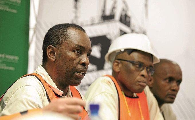 The Mining Charter Saga in South Africa
